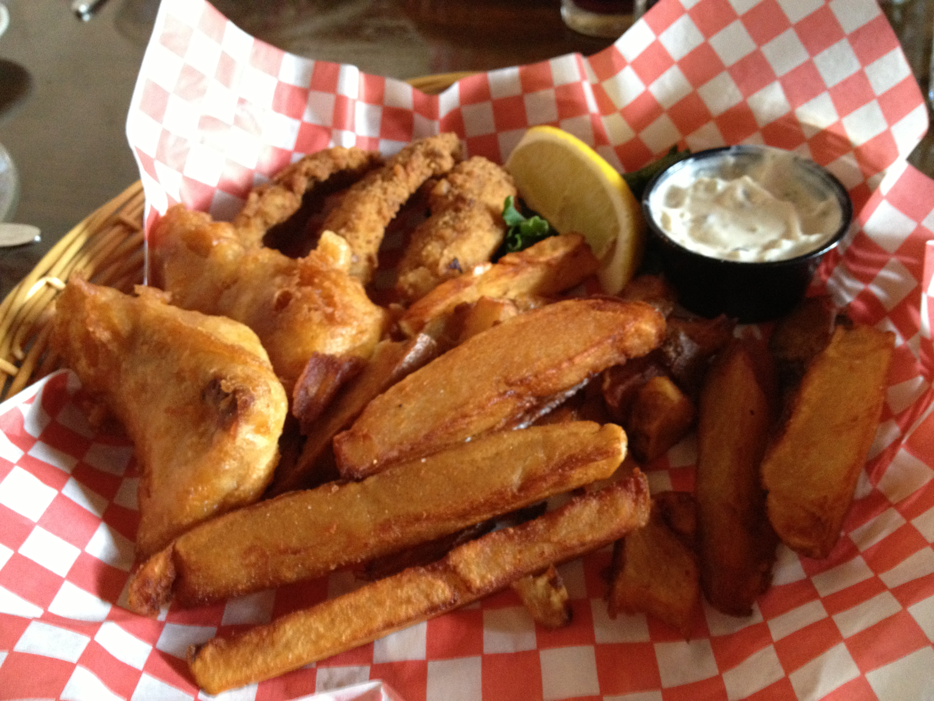 Fish fry credible consulting for Best fish fry madison wi