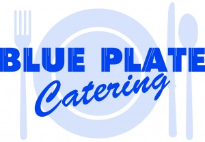 Blue Plate Catering logo page_reflex